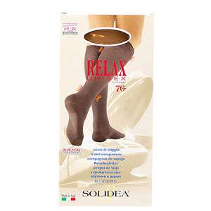 Solidea Relax Unisex 70 Knæstrømpe (XL/Camel)