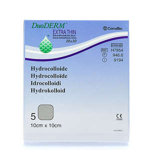 Duoderm Extra Thin Hydroactive Bandage (10 cm)
