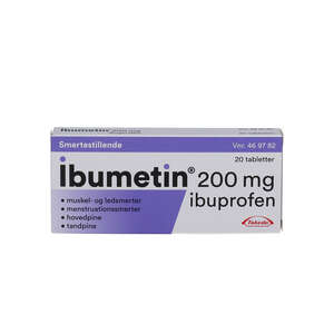 Ibumetin 200 mg