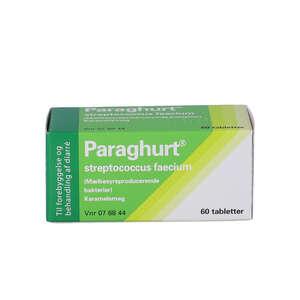 Paraghurt 60 stk