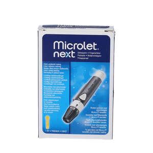 Microlet Next Fingerprikker