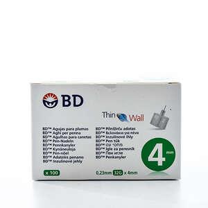 BD Penkanyler 32 G (0,23 mm x  4 mm)