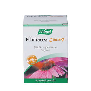 Echinacea Junior tyggetabletter