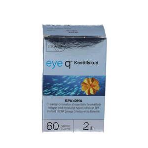 Eye Q Chews Kapsler (60 stk)