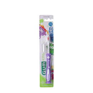 GUM Kids Tandbørste