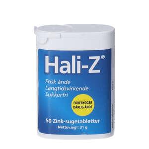 Hali-Z Sugetabletter