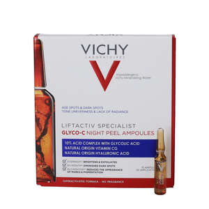 Vichy Liftactiv Glyco-C Night Peel (10 stk.)