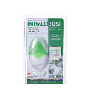 INHaLO DSI Tørsalt Nasal Inhalator