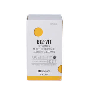 Dailycare Extra B12-Vit sugetabletter