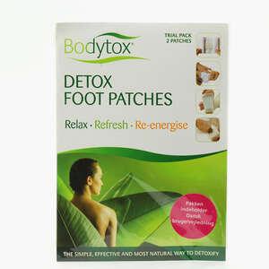 Detox Foot Patches Prøvepakke