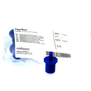 PEP modstande (blå - 3,0 mm)