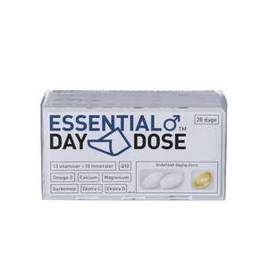 DayDose Essential Male 28 dage