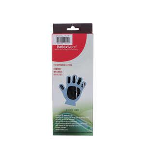 Reflexwear Handske uden fingre (Sorte/M)
