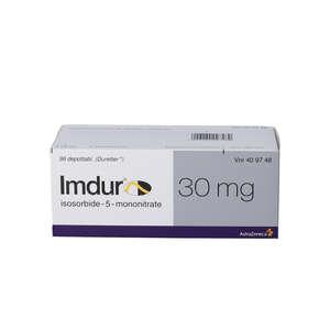 Imdur 30 mg 98 stk