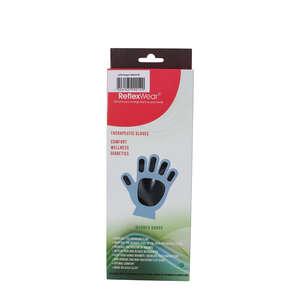 Reflexwear Handske med fingre (Sort/M)