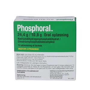 Phosphoral Opløsning