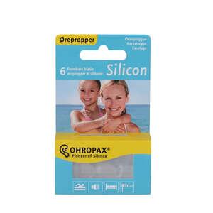 OHROPAX Silicon Ørepropper