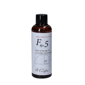 RAZspa Fn+5 Body & Massage Oil