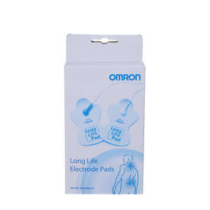 Omron Long Life Electrode Pads