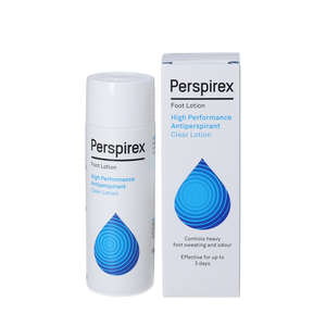 Perspirex Antiperspirant Hand and Foot Lotion
