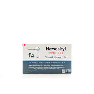 FLO Næseskyl Refill (100 stk)