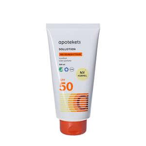 Apotekets Sol Lotion SPF50 (300 ml)