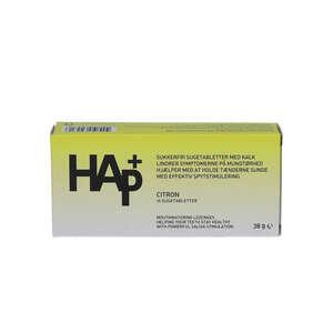 HAp+ Citron Sugetabletter