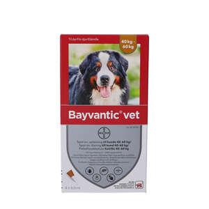 Bayvantic Vet. Opløsning hunde 40-60 kg