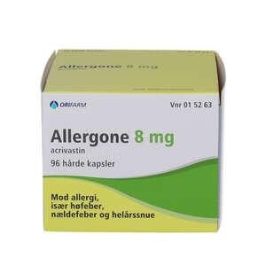 Allergone 8 mg 96 stk