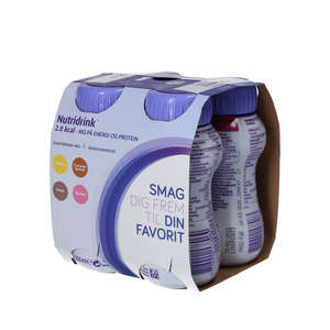 Nutridrink 2.0 Kcal Startpakke