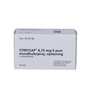 Strefzap (OR) 8,75 mg/3 pust