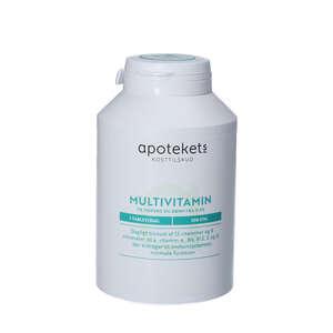 Apotekets Multivitamin Tabletter (300 stk.)