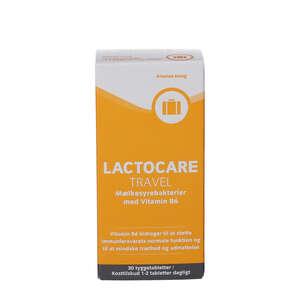 Lactocare TRAVEL (30 stk.)