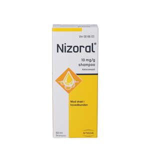 Nizoral shampoo m balsam 60 ml