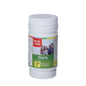 Multi-tabs Daglig tabletter (190 stk)